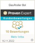 Erfahrungen & Bewertungen zu GlasAtelier Bol