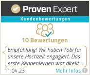 Erfahrungen & Bewertungen zu DJ Tobi Haase