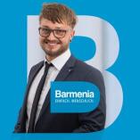 Barmenia Versicherungen - Tim Mießner logo