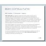 BMH Consulting Augsburg logo