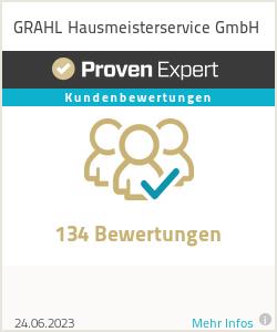 Erfahrungen & Bewertungen zu GRAHL Hausmeisterservice GmbH