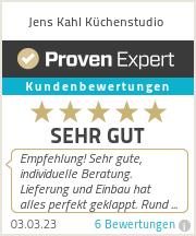 Erfahrungen & Bewertungen zu Jens Kahl Küchenstudio