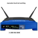 My router local