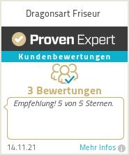Erfahrungen & Bewertungen zu Dragonsart Friseur