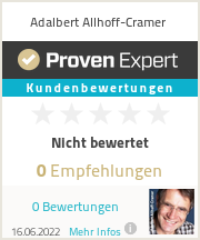 Erfahrungen & Bewertungen zu Adalbert Allhoff-Cramer