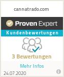 Erfahrungen & Bewertungen zu cannatrado.com