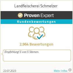 Erfahrungen & Bewertungen zu Landfleischerei Schmelzer