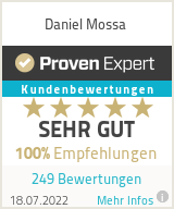 Erfahrungen & Bewertungen zu Daniel Mossa