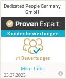 Erfahrungen & Bewertungen zu SALES PERFECT GmbH