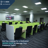TheDesk Coworking Space