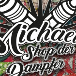 Michaels Shop der Dampfer