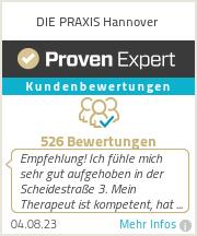 Erfahrungen & Bewertungen zu DIE PRAXIS Hannover