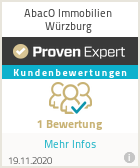 Erfahrungen & Bewertungen zu AbacO Immobilien Würzburg