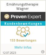 Erfahrungen & Bewertungen zu Ernährungstherapie Wagner
