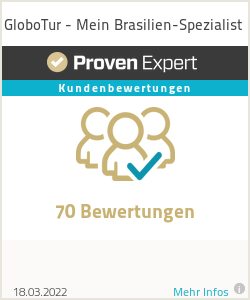 Erfahrungen & Bewertungen zu GloboTur - Mein Brasilien-Spezialist