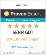 Erfahrungen & Bewertungen zu Reiseservice Krull