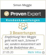 Erfahrungen & Bewertungen zu Simon Meggle