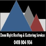 Done Right Roofing & Guttering Service