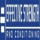 Effective Strength and Conditioning