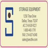 Storage Equipment Company Inc.