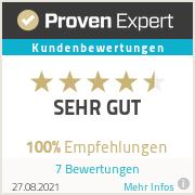Erfahrungen & Bewertungen zu ordnungswidrigkeit-anzeigen.de