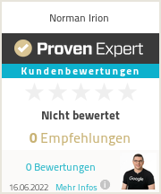 Erfahrungen & Bewertungen zu Norman Irion