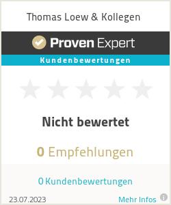 Erfahrungen & Bewertungen zu Agentur Loew