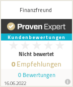 Erfahrungen & Bewertungen zu Finanzfreund