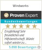 Erfahrungen & Bewertungen zu Windworks