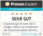 Erfahrungen & Bewertungen zu DEBUS Immobilien - Hausverwaltung