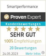 Erfahrungen & Bewertungen zu Smartperformance
