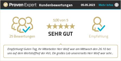 Kundenbewertung & Erfahrungen zu P.S.D. Schädlingsbekämpfung GmbH. Mehr Infos anzeigen.