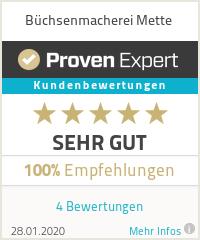 Erfahrungen & Bewertungen zu Büchsenmacherei Mette