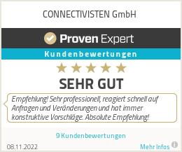 Erfahrungen & Bewertungen zu CONNECTIVISTEN // Digitalagentur