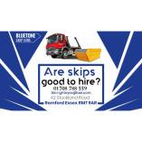 Blue tone skip hire