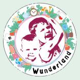 Wunderland -Bekleidung für Kinder