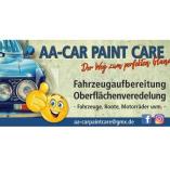 AA-CAR PAINT CARE