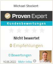 Erfahrungen & Bewertungen zu Michael Stockert