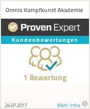 Erfahrungen & Bewertungen zu Omnis Kampfkunst Akademie