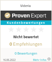 Erfahrungen & Bewertungen zu Videria