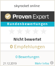 Erfahrungen & Bewertungen zu skyrocket online