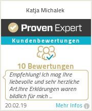 Erfahrungen & Bewertungen zu Katja Michalek