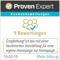 Erfahrungen & Bewertungen zu Homepage-Manufaktur