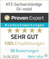 Erfahrungen & Bewertungen zu KFZ-Sachverständige SV-mobil