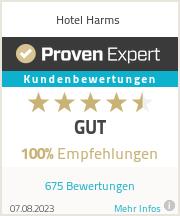 Erfahrungen & Bewertungen zu Hotel Harms