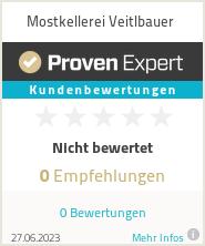 Erfahrungen & Bewertungen zu Mostkellerei Veitlbauer