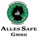 Alles Safe GmbH Prüfservice