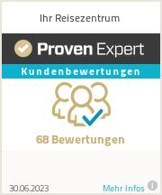 Erfahrungen & Bewertungen zu Ihr Reisezentrum
