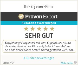 Erfahrungen & Bewertungen zu Ihr-Eigener-Film