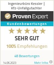 Erfahrungen & Bewertungen zu Ingenieurbüro Kessler | Kfz-Unfallgutachter